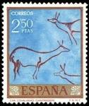 Sellos del Mundo : Europa : España : España 1784 ** Pintura Rupestre