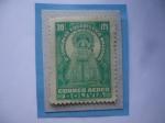 de America - Bolivia -  II°Congreso Eucarístico Nacional- Virgen de Copacabana-La Paz
