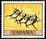 Sellos del Mundo : Europa : España : España 1785 ** Pintura Rupestre