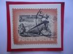 de Europa - Polonia -  Ciudad de Ciechocinek- Balnearios Mundiales en Ciechocinek- Río Vístula- Sello de 2 Loty Polaco, año