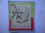 de Europa - Polonia -  Henryk Jordan (1842-1907) Médico- Premio Novel 1905.