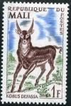 Stamps Africa - Mali -  Ciervo