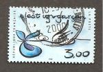 Stamps France -  RESERVADO RAFAEL ALONSO