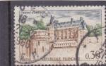 Stamps : Europe : France :  castillo d