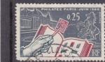 Stamps : Europe : France :  Exposición filatélica París 1964