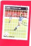 Stamps : Asia : Cuba :  Mundial España