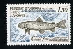 Stamps Europe - Andorra -  serie- Naturaleza