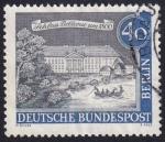 Stamps : Europe : Germany :  Palacio Bellevue