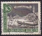 Stamps : Europe : Germany :  Waisenbrücke