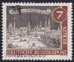 Stamps : Europe : Germany :  Die Linden