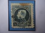 Stamps : Europe : Belgium :  King Albert I (1875-1934)- Alberto I de Belgica, rey entre 1909 al 1934