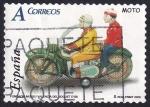 Stamps : Europe : Spain :  Moto