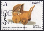 Stamps : Europe : Spain :  Carrito