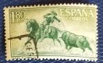 Stamps : Europe : Spain :  RESERVADO JAVIER AVILA