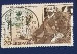 Stamps Europe - Spain -  RESERVADO JAVIER AVILA