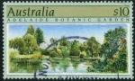 Sellos de Oceania - Australia -  Jardin Botánico Adelaida