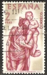 Stamps Spain -  berruguete