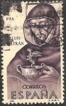 Sellos de Europa - España -  1681 - Forjador de América, San Luis Beltrán