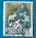 Stamps Spain -  Edifil 1465