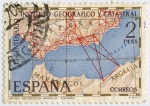 Stamps : Europe : Spain :  Instituto Geográfico y Catastral