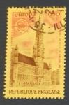 Sellos de Europa - Francia -  RESERVADO JORGE NADAL