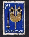 Sellos de Europa - Rumania -  Artesanias
