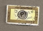 Stamps Italy -  Postaprioritaria