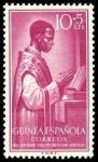 Stamps Equatorial Guinea -  344 Guinea Española **. Sacerdotes