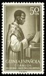 Sellos del Mundo : Africa : Guinea_Ecuatorial : 346 Guinea Española **. Sacerdotes