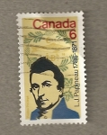 Sellos de America - Canadá -  Papineau