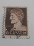 Sellos del Mundo : Europa : Italia : Augustus Imperator