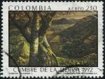 Stamps of the world : Colombia :  Cumbre de la Tierra