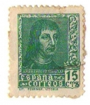 Stamps of the world : Spain :  FERNANDO EL CATOLICO
