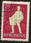 Stamps Romania -  Vendimia - Región de Tarnave-Transilvania