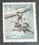 Sellos de Europa - España -  Edifil 1404 *