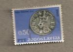 Stamps Europe - Yugoslavia -  Stefan Tomasevic:Moneda de siglo XVI