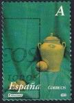 Stamps Spain -  Cerámica Edifil 4102