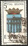Sellos de Europa - España -  escudos capitales de provincia