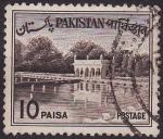 Stamps Pakistan -  Paisaje