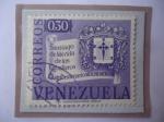 Stamps : America : Venezuela :  Santiago de Mérida de los Caballeros - Cuatricentenario (1558-1958)