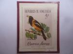 Stamps : America : Venezuela :  Turpial (Icterus icterus)