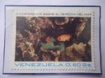 Stamps : America : Venezuela :  III Conferencia sobre el derecho al mar-