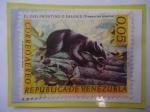 Stamps : America : Venezuela :  El Oso Frontino o Salvaje (Tremarctos ornatus)
