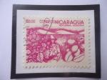 Stamps : America : Nicaragua :  Reforma Agraria