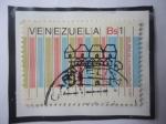 Sellos del Mundo : America : Venezuela : 450 años de la fundación de Coro