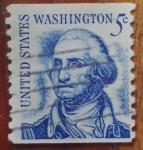 Sellos de America - Estados Unidos -  Whashington