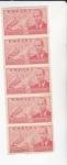 Stamps America - Eastern Caribbean States -  Juan de la Cierva y autogiro(45)