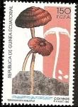 Stamps Equatorial Guinea -  Micología - Termitomyces Robustus