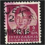 Sellos del Mundo : Europa : Yugoslavia : King Peter II (1923-1970)