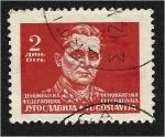 Sellos del Mundo : Europa : Yugoslavia : Motivos partidistas, Mariscal Tito